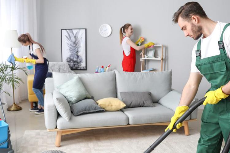 Почистване на всички стаи