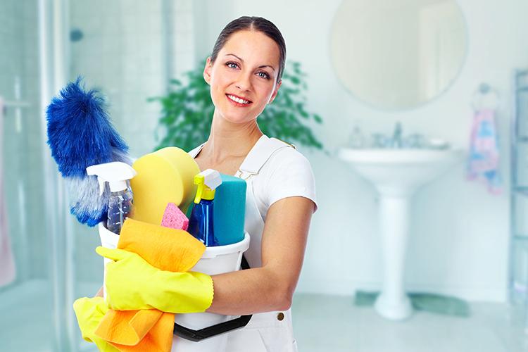 Комплексно почистване на баня